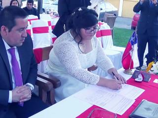 Matrimonio Pasten - Cornejo