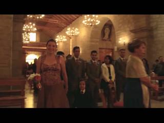 Un matrimonio espectacular