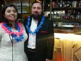 Matrimonio Charel y Marcos