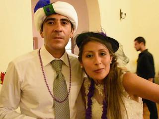 Verónica y Julio