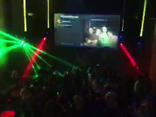 Video luces del Bailable