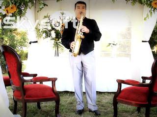 Manuel Sepúlveda Saxofonista