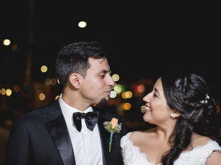 El matrimonio de Tamara y Sergio