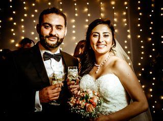 El matrimonio de Martita y Guillermo