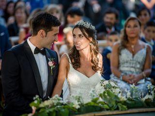 El matrimonio de Anto y Sergio