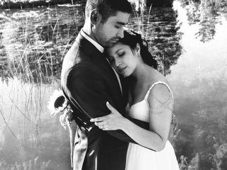 El matrimonio de Constanza y Andrés