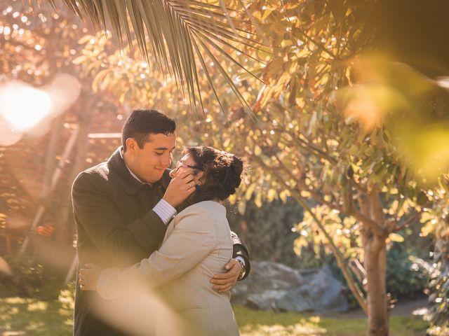 El matrimonio de Jorge y Karli en El Monte, Talagante 6