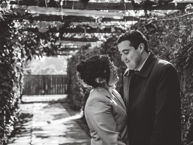 El matrimonio de Jorge y Karli en El Monte, Talagante 8