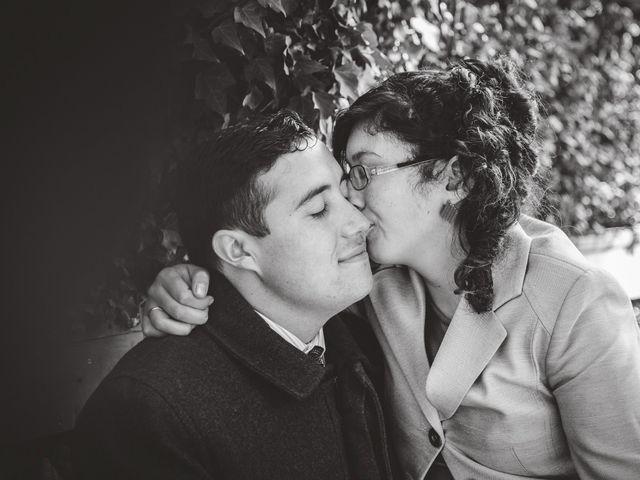 El matrimonio de Jorge y Karli en El Monte, Talagante 10