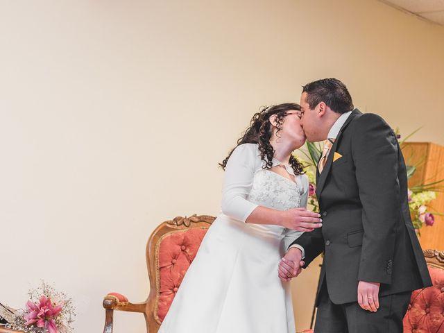 El matrimonio de Jorge y Karli en El Monte, Talagante 13