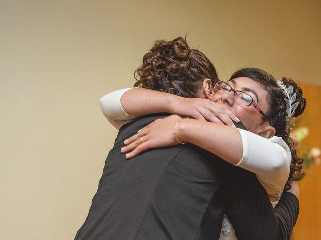 El matrimonio de Jorge y Karli en El Monte, Talagante 14