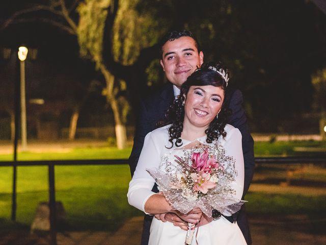 El matrimonio de Karli y Jorge