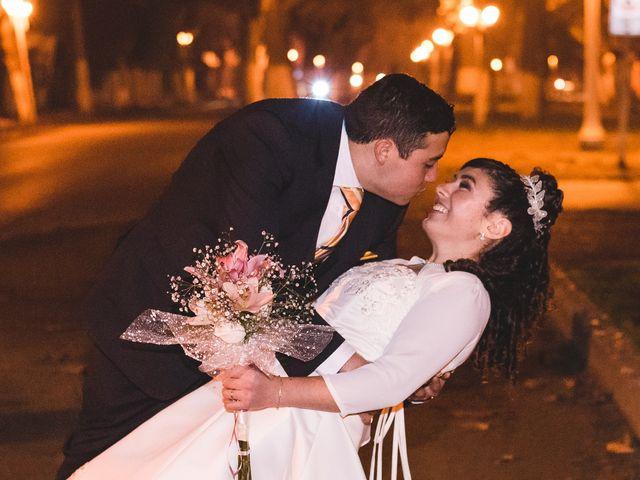 El matrimonio de Jorge y Karli en El Monte, Talagante 16