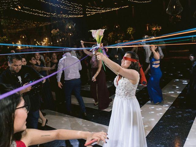 El matrimonio de Fran y Leo en El Monte, Talagante 2