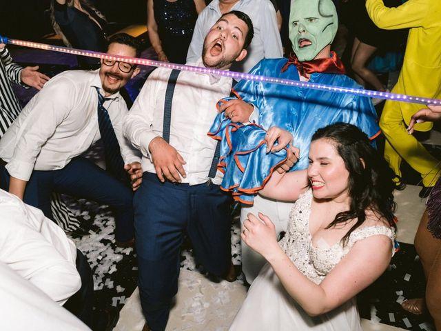 El matrimonio de Fran y Leo en El Monte, Talagante 6