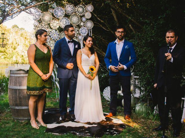El matrimonio de Andrés y Constanza en Puerto Varas, Llanquihue 16