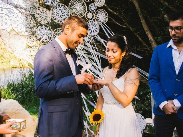 El matrimonio de Andrés y Constanza en Puerto Varas, Llanquihue 20