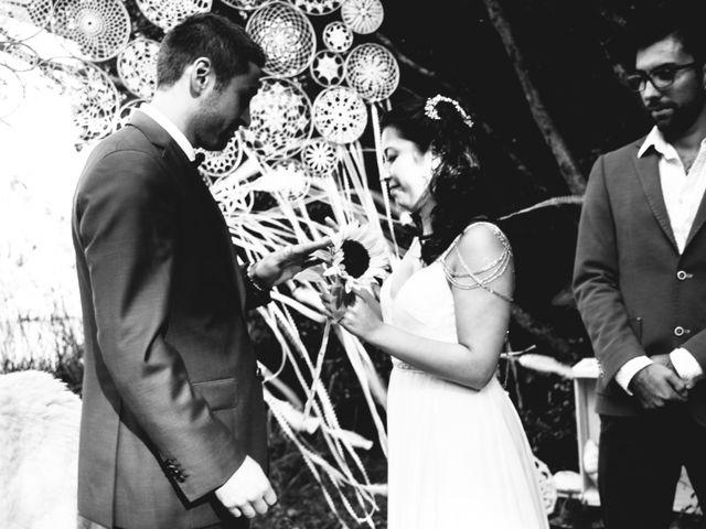 El matrimonio de Andrés y Constanza en Puerto Varas, Llanquihue 24