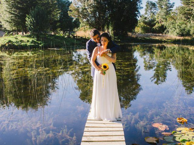 El matrimonio de Andrés y Constanza en Puerto Varas, Llanquihue 30
