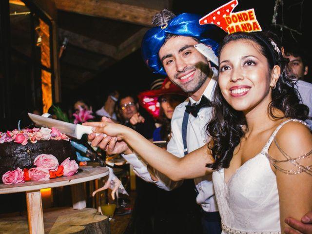 El matrimonio de Andrés y Constanza en Puerto Varas, Llanquihue 53