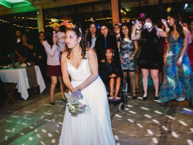 El matrimonio de Andrés y Constanza en Puerto Varas, Llanquihue 57