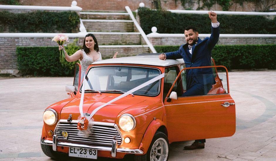 El matrimonio de Fran y Leo en El Monte, Talagante