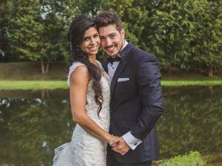 El matrimonio de Tamara y Francisco