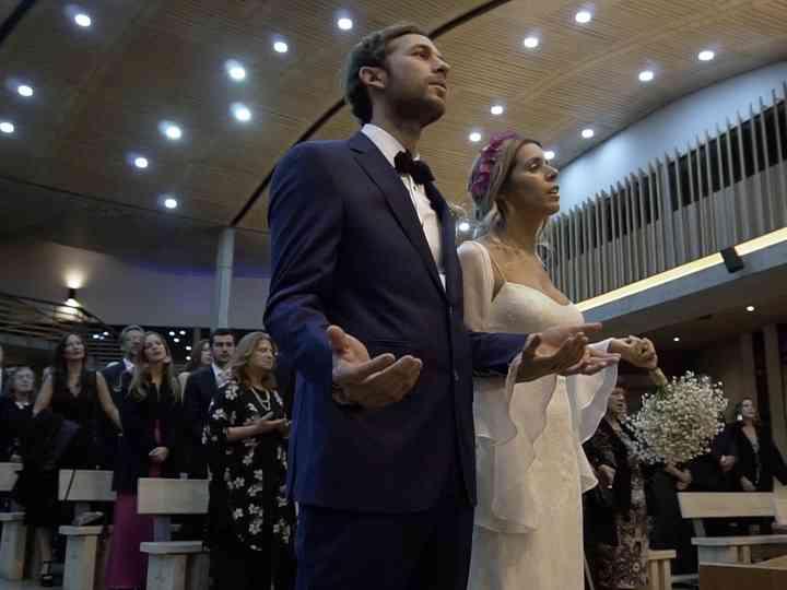 El matrimonio de Valentina y Emiliano