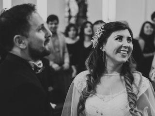 El matrimonio de Francisca y Cesar