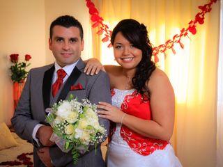 El matrimonio de Pablo y Joselyn