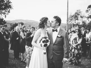 El matrimonio de Marion y Emilio
