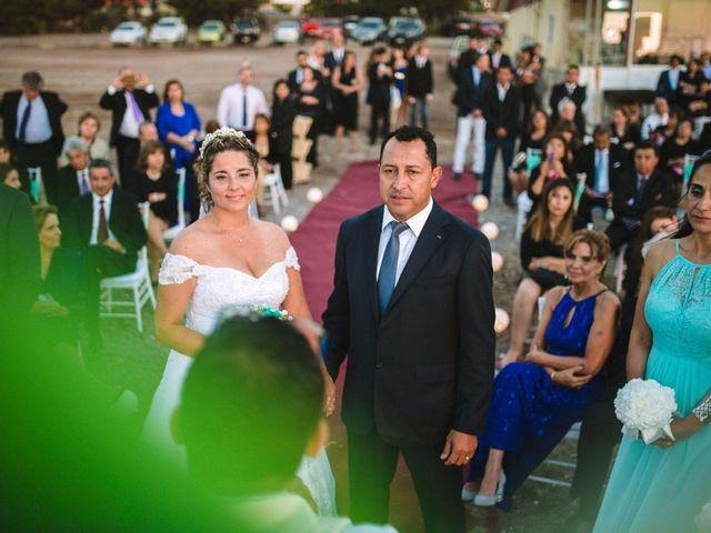 El matrimonio de Sussana y Claudio
