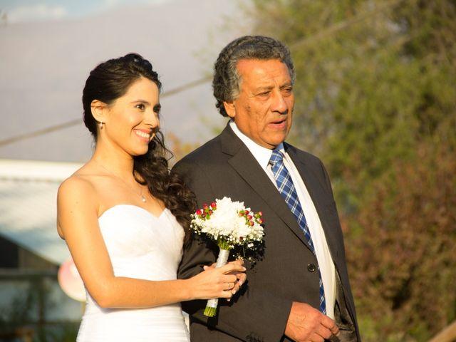 El matrimonio de Pablo y Laura en Las Condes, Santiago 4