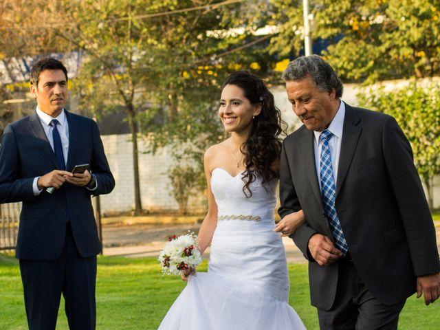 El matrimonio de Pablo y Laura en Las Condes, Santiago 5