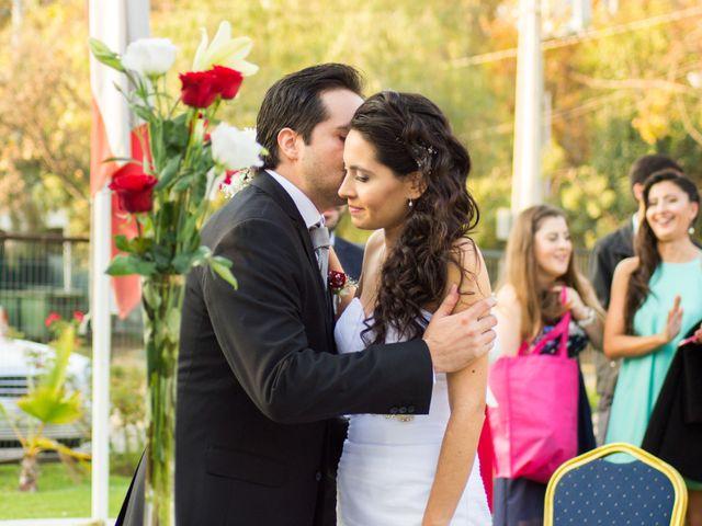 El matrimonio de Pablo y Laura en Las Condes, Santiago 6