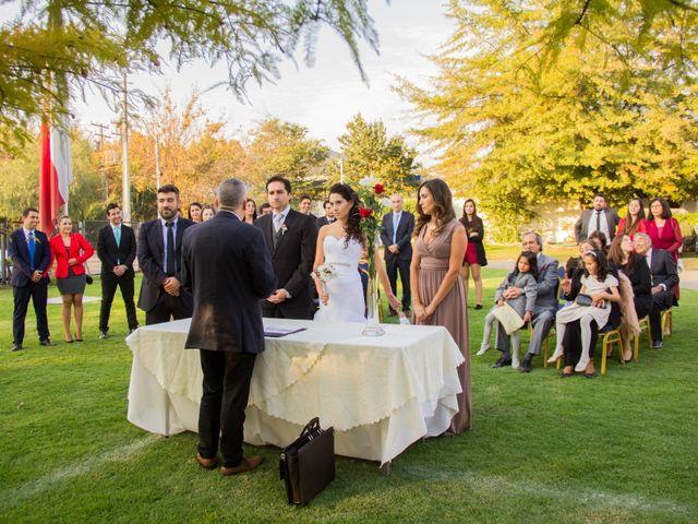 El matrimonio de Pablo y Laura en Las Condes, Santiago 7