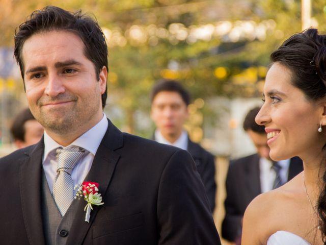 El matrimonio de Pablo y Laura en Las Condes, Santiago 10
