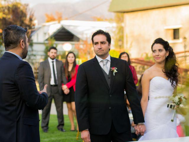 El matrimonio de Pablo y Laura en Las Condes, Santiago 11