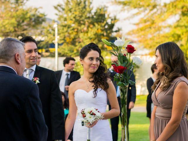 El matrimonio de Pablo y Laura en Las Condes, Santiago 12