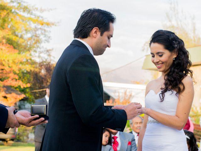 El matrimonio de Pablo y Laura en Las Condes, Santiago 13
