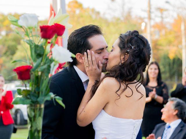 El matrimonio de Pablo y Laura en Las Condes, Santiago 16