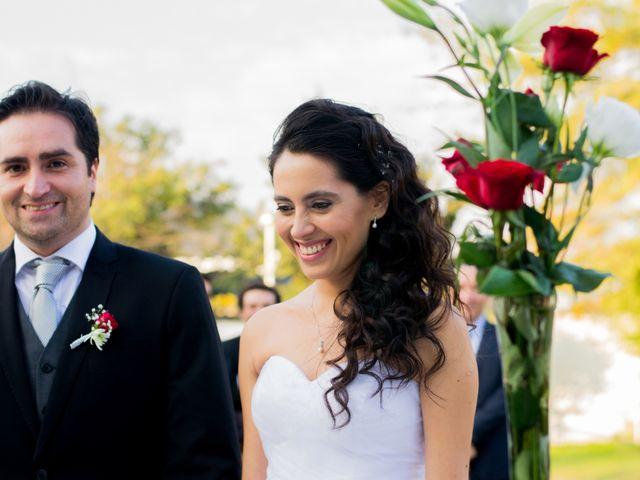 El matrimonio de Pablo y Laura en Las Condes, Santiago 17