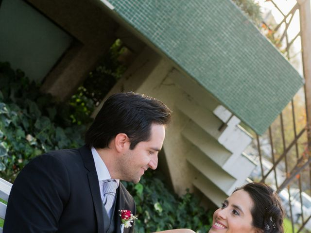 El matrimonio de Pablo y Laura en Las Condes, Santiago 19