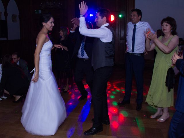 El matrimonio de Pablo y Laura en Las Condes, Santiago 35