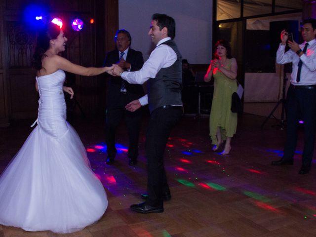 El matrimonio de Pablo y Laura en Las Condes, Santiago 36