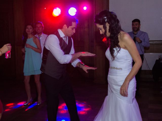 El matrimonio de Pablo y Laura en Las Condes, Santiago 40