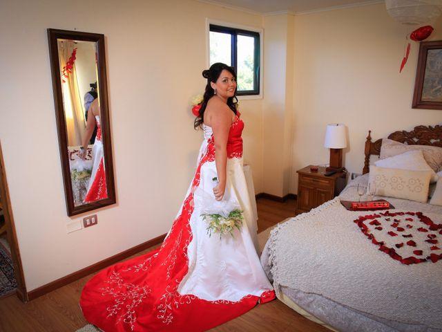 El matrimonio de Joselyn y Pablo en Villa Alemana, Valparaíso 6