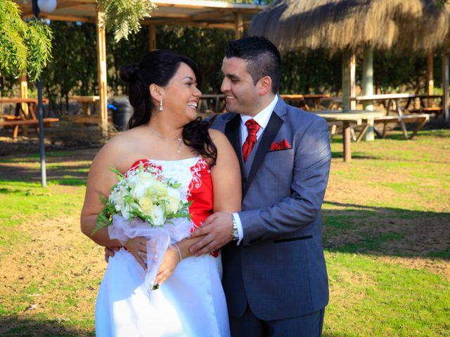 El matrimonio de Joselyn y Pablo en Villa Alemana, Valparaíso 8