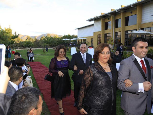 El matrimonio de Joselyn y Pablo en Villa Alemana, Valparaíso 19