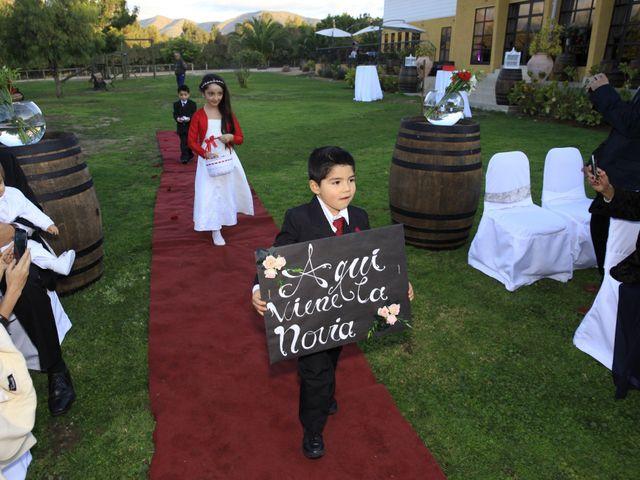 El matrimonio de Joselyn y Pablo en Villa Alemana, Valparaíso 20